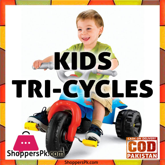 Tricycle For Toddlers Price in Pakistan
