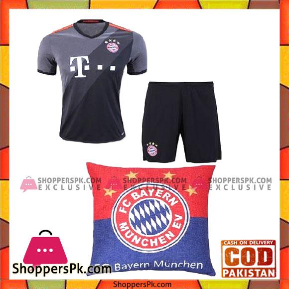 new concept 4c494 4c7ba Kids Galaxy Kids Galaxy Pack of 3-Bayerin Munich Football Kit & Cushion