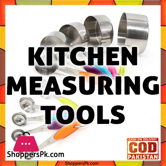 Kitchen Measuring Tools Price in Pakistan