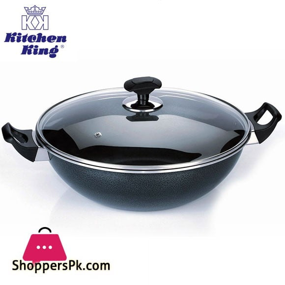 Kitchen King Proto Wok – Nonstick - 28 cm