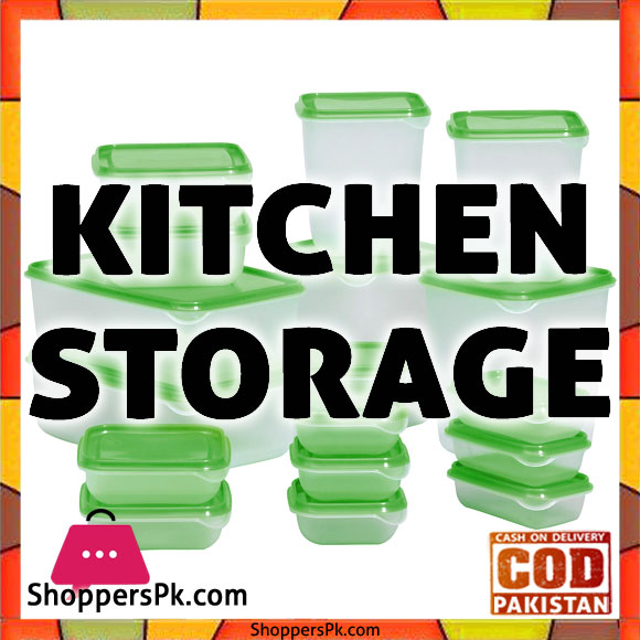 Kitchen Storage Price in Pakistan