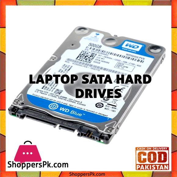 Laptop SATA Hard Drives Price in Pakistan