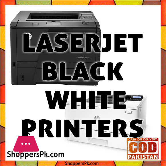 LaserJet Black & White Printers Price in Pakistan