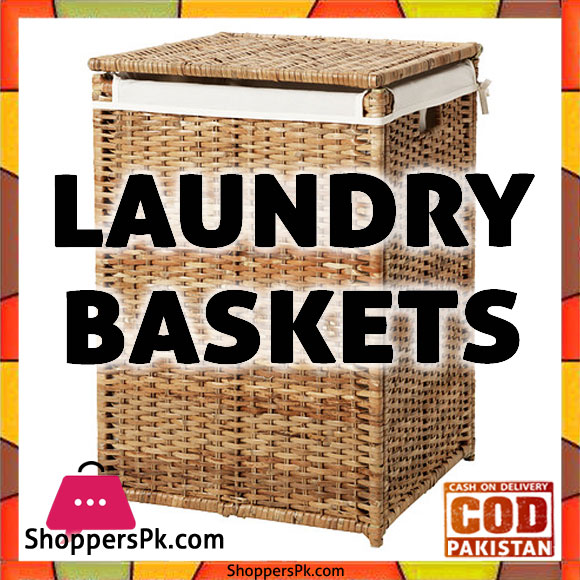 Cloth Laundry Basket Online in Pakistan