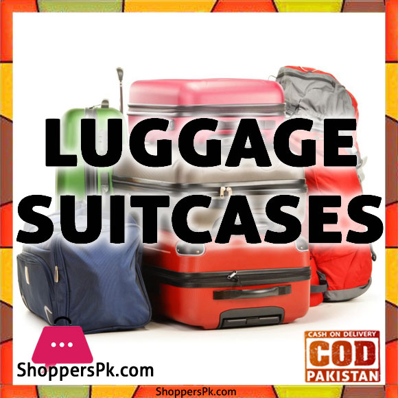 Luggage / Suitcases Price in Pakistan
