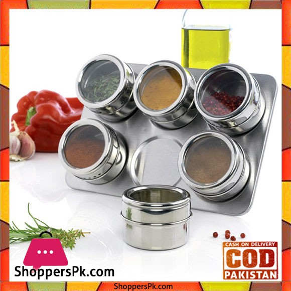 Magnetic Spice Spice Rack