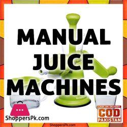 Manual Juice Machines