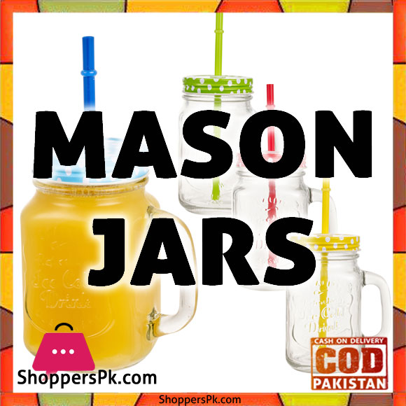 Mason Jars Price in Pakistan