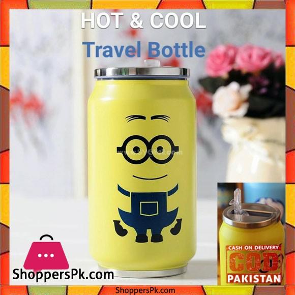 Minion Hot & Cool Travel Bottle 350ML