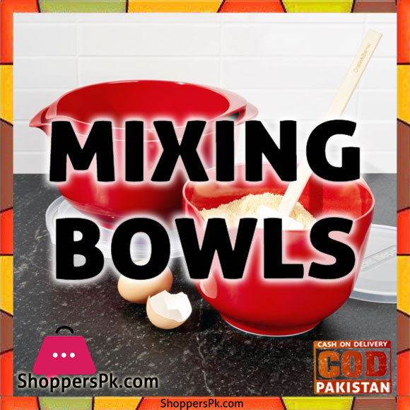 Mixing Bowls Stainless Steel in Pakistan