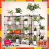 Multi Use DIY Wire 12 Cube Cabinet