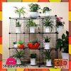 Multi Use DIY Wire 9 Cube Cabinet