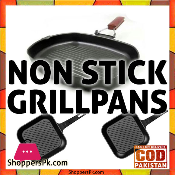 Non Stick Grill Pans Price in Pakistan