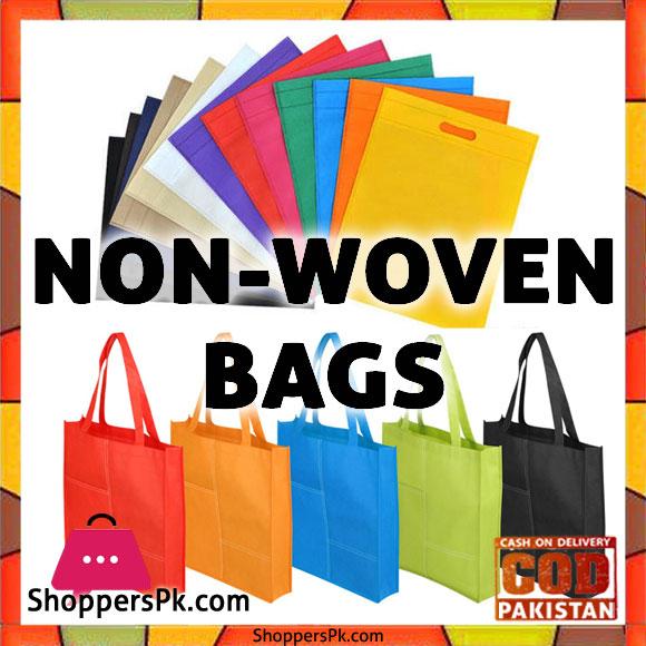 Non-Woven Bags Price in Pakistan