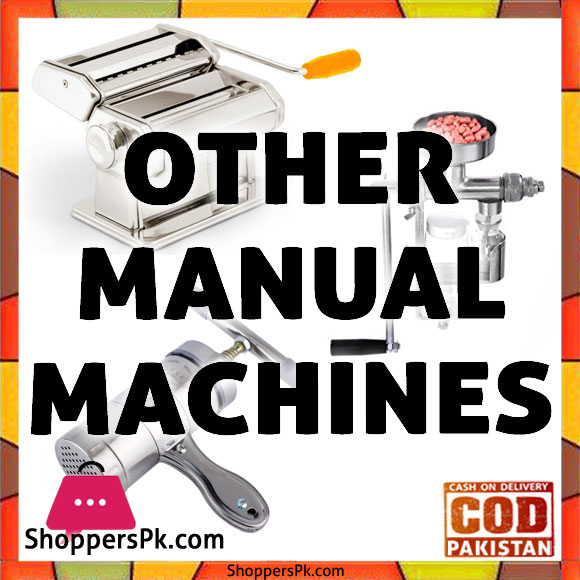 Other Manual Machines Price in Pakistan