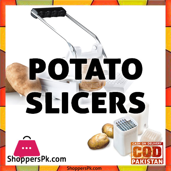 Potato Spiral/Slicers/Cutters Price in Pakistan