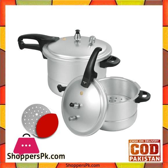 Sonex Royal Steamer Cooker – 11 Liter