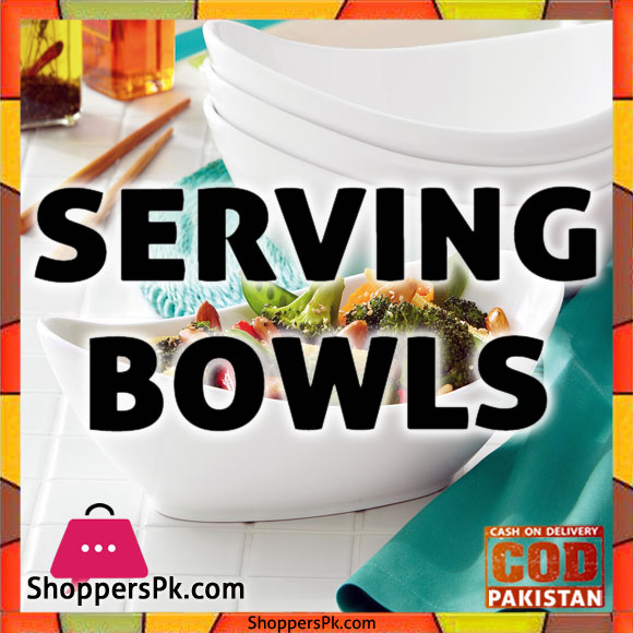 Buy Online Porcelain Serving Bowls With Lids