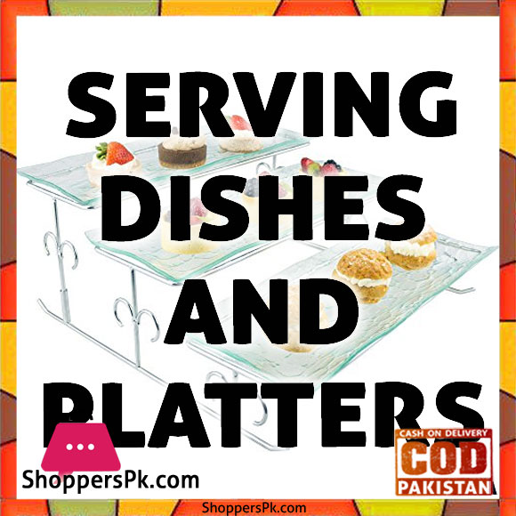 Serving Dishes & Platters Price in Pakistan