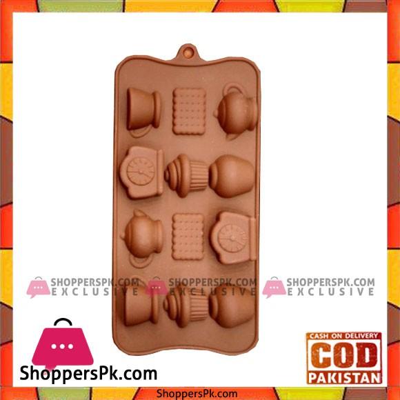 Silicone Chocolate Mold A3