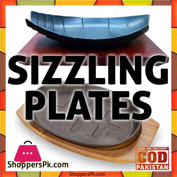 Sizzling Plates Price in Pakistan