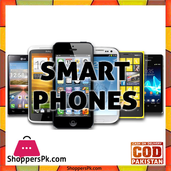 Smartphones Price in Pakistan