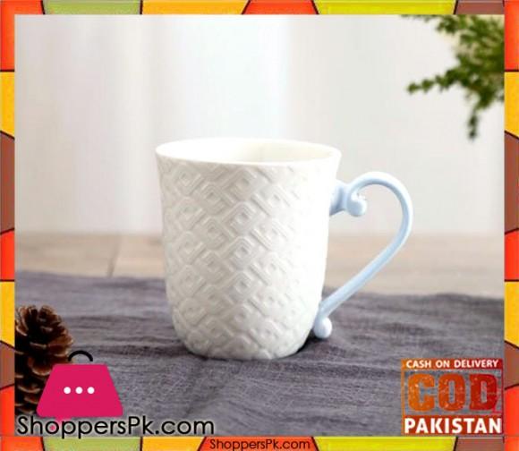 Solecasa Tea Mug White Six Piece Set SW1