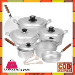 Aluminium Degchi Cooking Pots Price in Pakistan - High