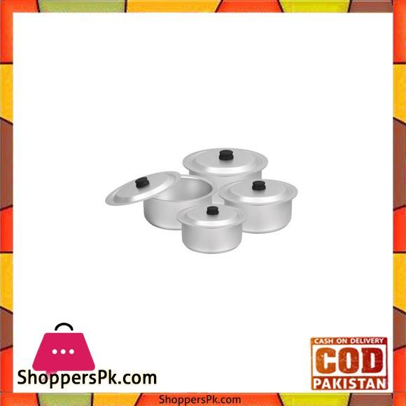 Sonex Anodized 4 Pots Set – 50460