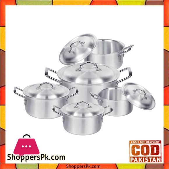 Sonex Baby Set – 5 Cooking Pots Set