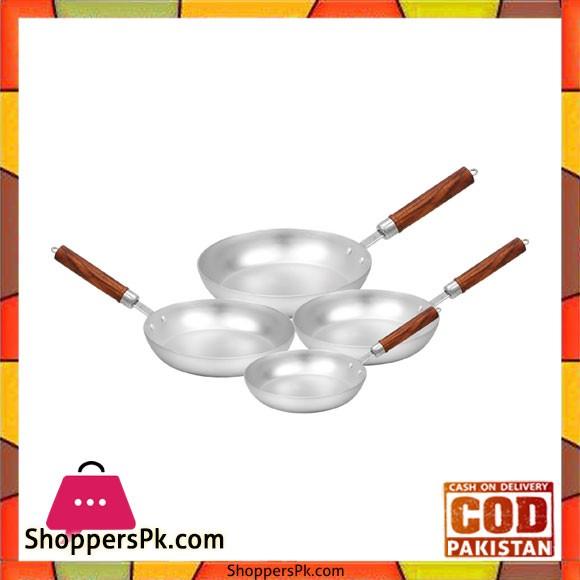 Sonex Anodized Super Fry Pan Set – 50814