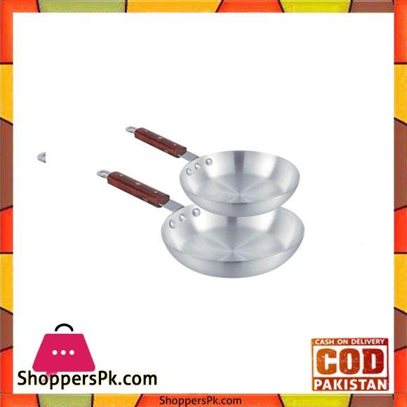 Sonex Traditional Frying Pan – 50309   2 Pieces Set