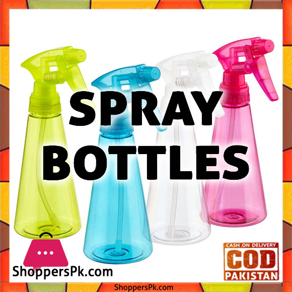 Spray Bottles Price in Pakistan