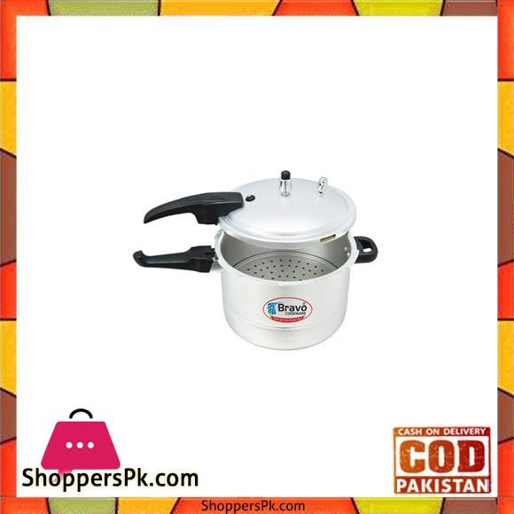 Bravo 7 Liter Steamer Pressure Cooker – 1057