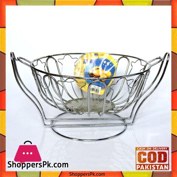 Swinging Fruit Basket Round