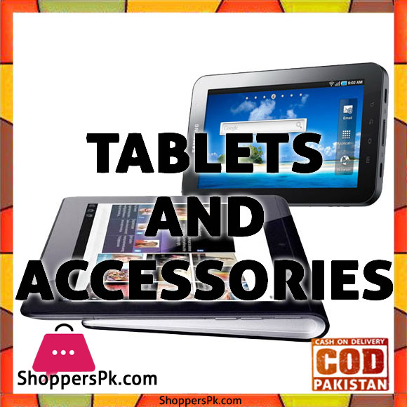 Tablets & Accessories Price in Pakistan