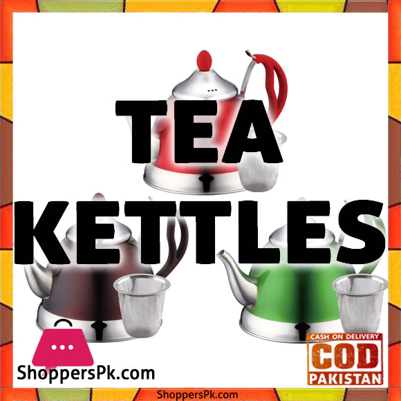 Tea Kettle Stainless Steel in Karachi