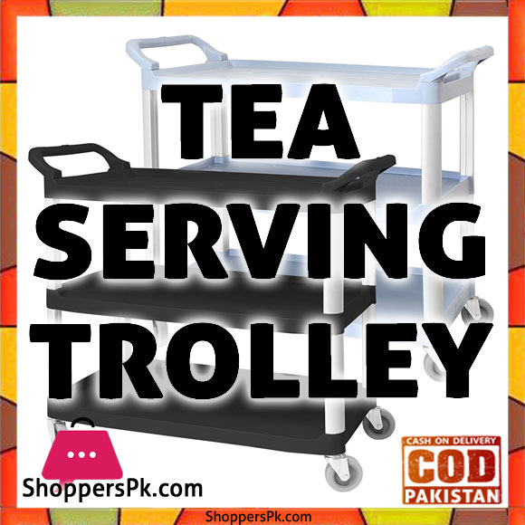 Buy Online Tea Serving Trolley Pakistan