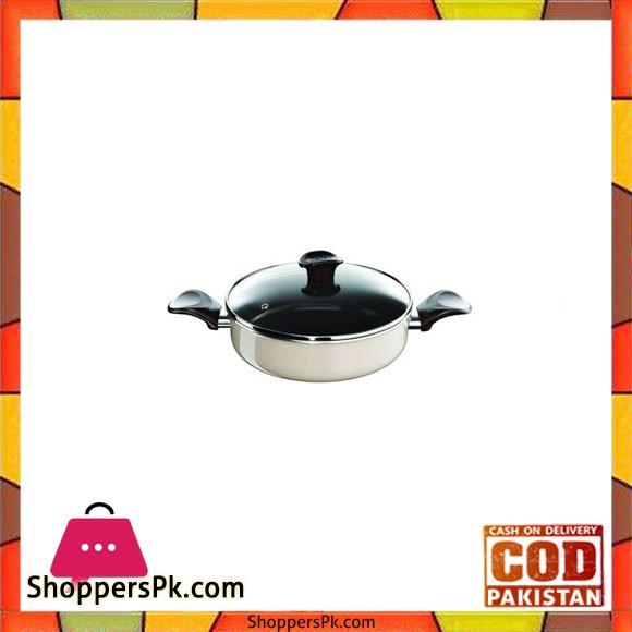 Tefal 26cm Saute Pan – Ceramic Control – D4217172