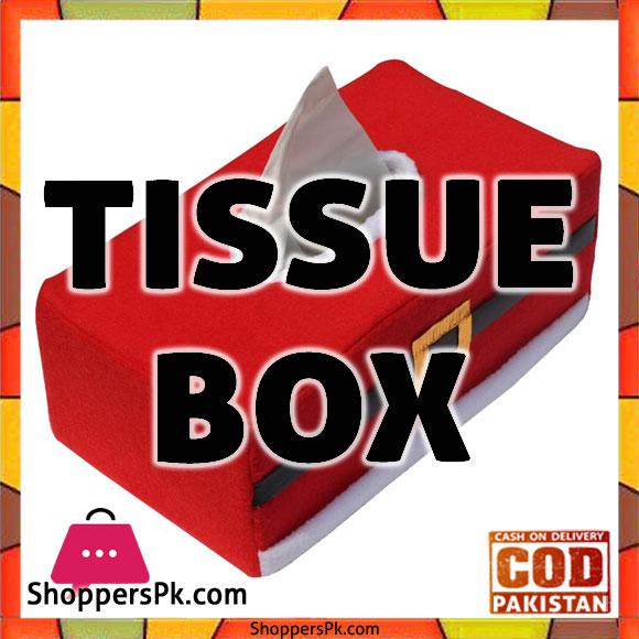 Acrylic Tissue Box Price in Pakistan