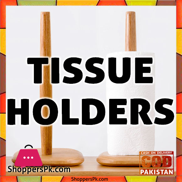 Tissue Holder For Bathroom Online in Pakistan