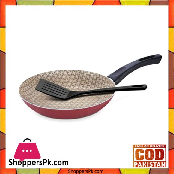 Tramontina 24cm Non Stick Deep Frying Pan – TT20140724