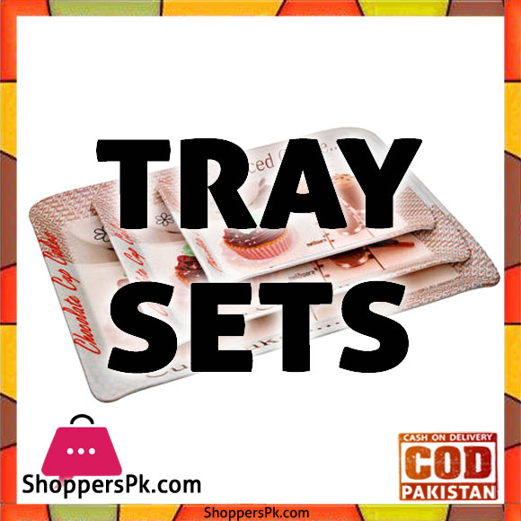 Tray Sets Price in Pakistan