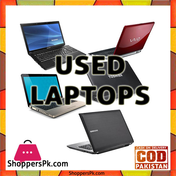 Used Laptops Price in Pakistan