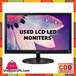 Used Lcd Led Monitors