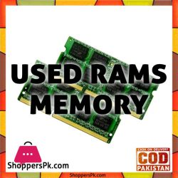Used Rams / Memory