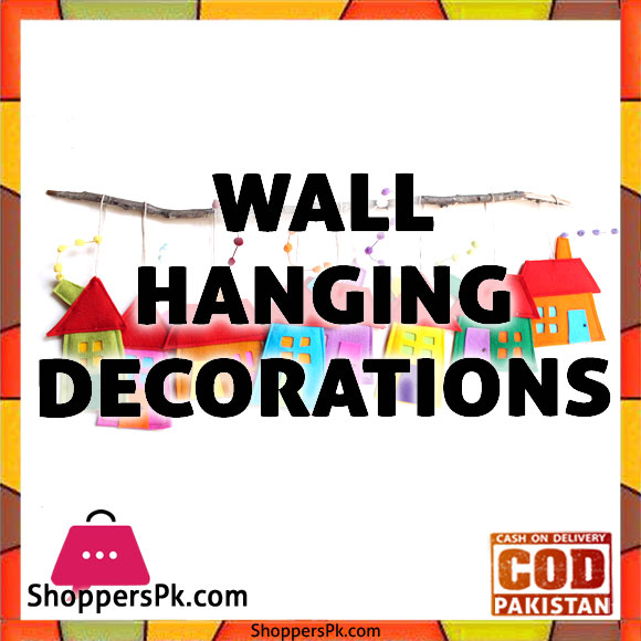 Wall Hanging Decorations Price in Pakistan