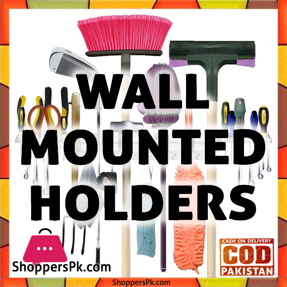 Wall-Mounted Holders Price in Pakistan