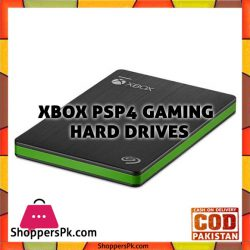 Xbox PS4 Gaming Hard Drives