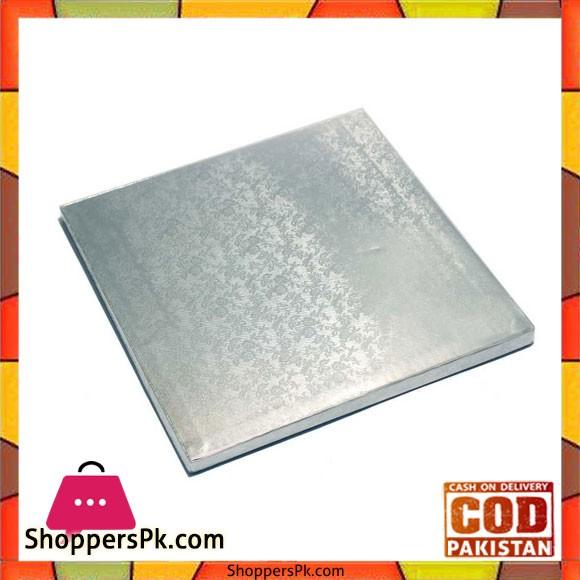 High Quality Cake Base Square 12x12 inch 100 pcs